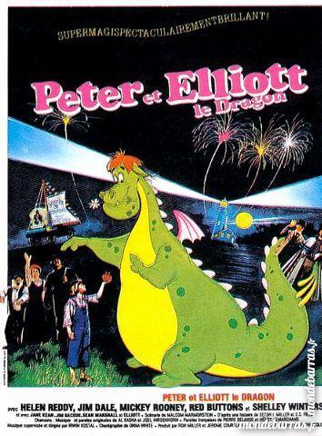 Dvd: Peter et Elliott le dragon (114) DVD et blu-ray