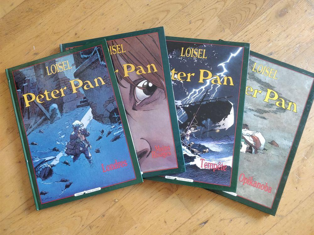 BD Peter Pan Loisel  13 Cannes (06)