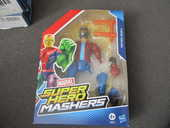 PETER QUILL MASHERS MARVEL FIGURINE 12 Lognes (77)