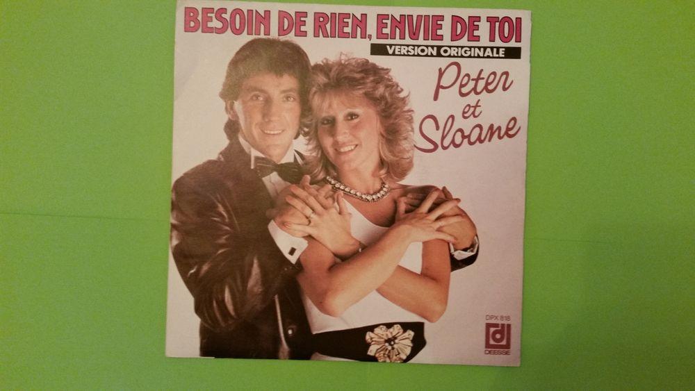PETER ET SLOANE CD et vinyles