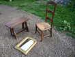 Petit banc/chaise de nourrice/miroir 10 Castres (81)