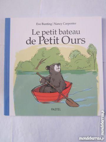 LE PETIT BATEAU DE PETIT OURS école des loisirs 2 Brest (29)