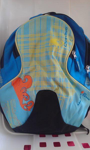 petit sac à dos bleu 4 Auxonne (21)