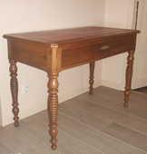 Petit bureau plat Louis Philippe 150 Albi (81)