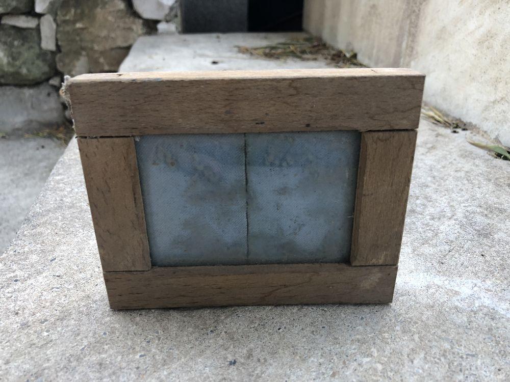 Petit cadre ancien en bois pour inserer une photo 0 Berre-l'Étang (13)