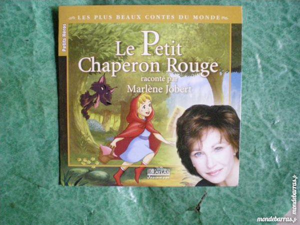 CD    Le petit chaperon rouge     3 Saleilles (66)