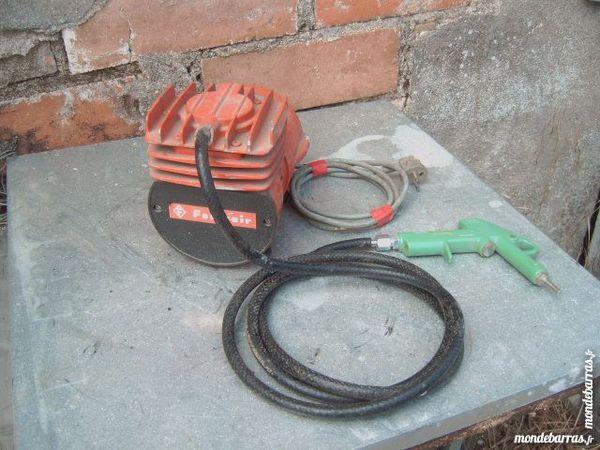 petit compresseur 220 volt + soufflet faire prix Bricolage