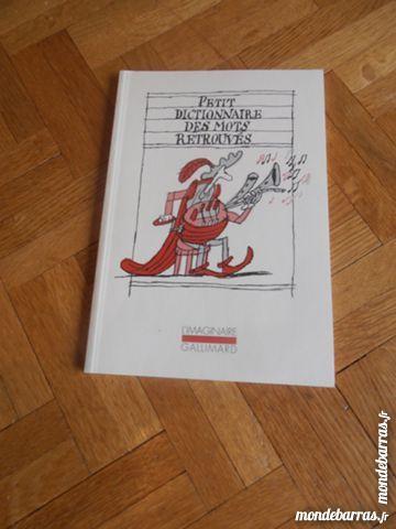 Petit Dictionnaire des mots retrouvés (1) 3 Tours (37)