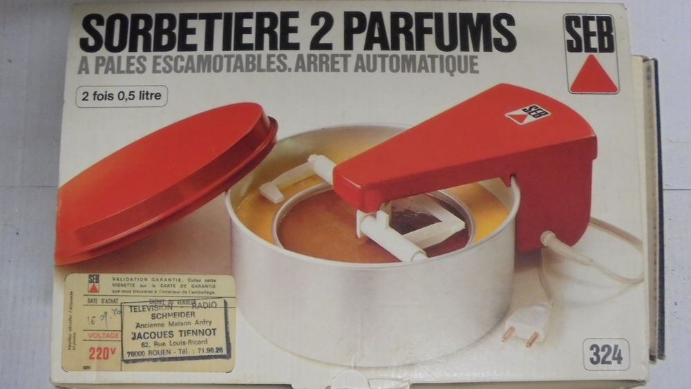 petit électroménagers. 0 Saint-Gilles-de-Crétot (76)