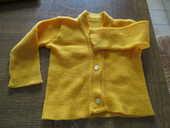 Petit gilet jaune 3 ans fille 0 Mérignies (59)