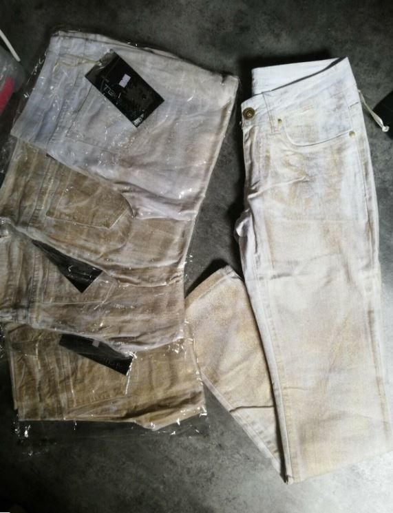 petit lot de jeans neufs 20 Saint-Rambert-d'Albon (26)