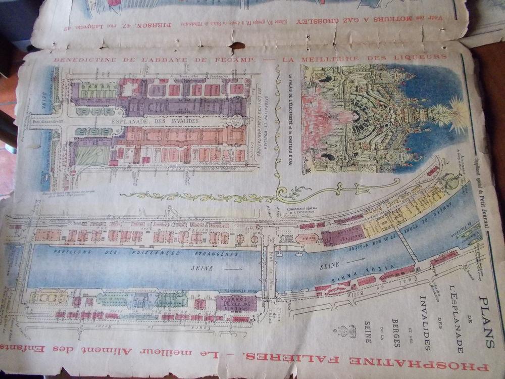 PETIT JOURNAL 1900 400 Chissey-en-Morvan (71)