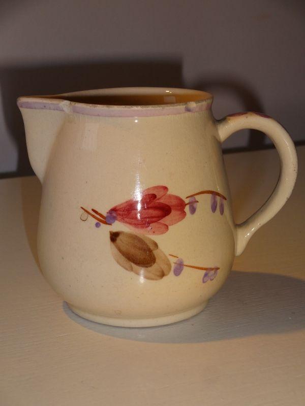 Petit pot à lait Ht 9 cm 15 Paimpol (22)
