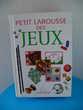PETIT LAROUSSE DES JEUX - année 1999 Saint-Etienne (42)