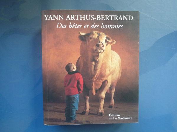 Petit livre de photos YANN ARTHUS BERTRAND 14 Lyon 4 (69)