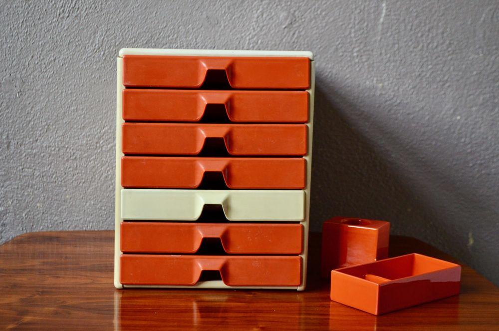 Petit meuble d'atelier ou de bureau à tiroir Casier Classeur 115 Wintzenheim (68)