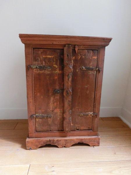 Achetez petit meuble bois occasion annonce vente paris 75 wb150825562 - Vente meuble occasion paris ...