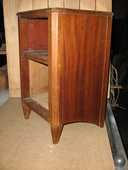petit meuble de chevet art déco a restaurer 50 x 30 x 30 Rép 15 Marseille 13 (13)