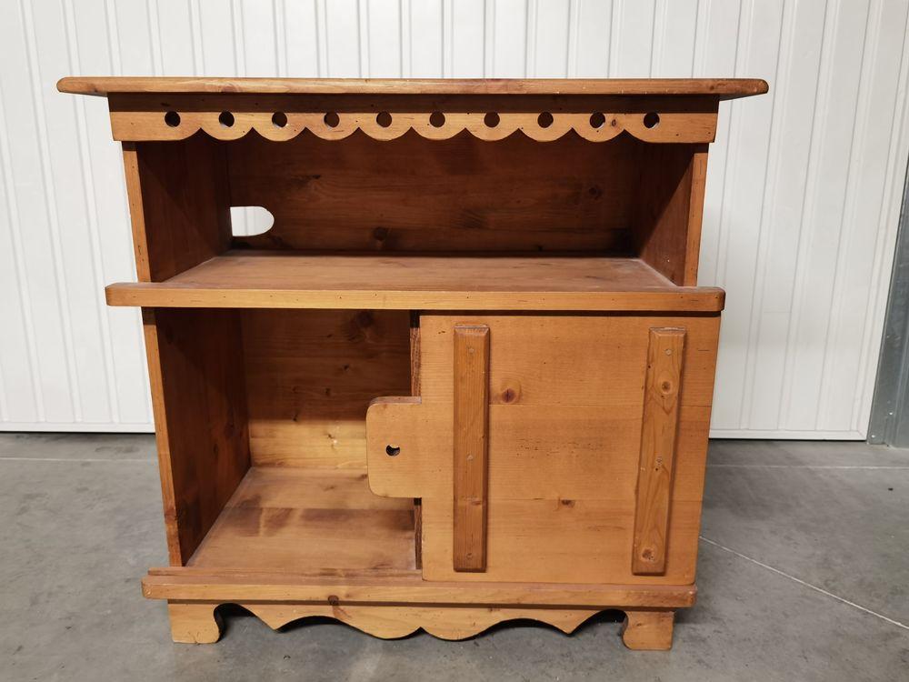 petit meuble pin massif pour poser une télé 50 Villeurbanne (69)