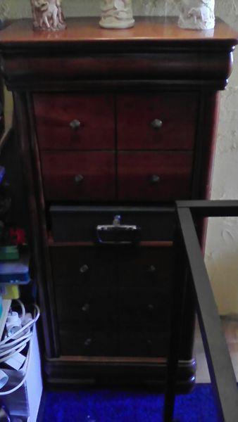 meubles en merisier occasion dans le bas rhin 67 annonces achat et vente de meubles en. Black Bedroom Furniture Sets. Home Design Ideas