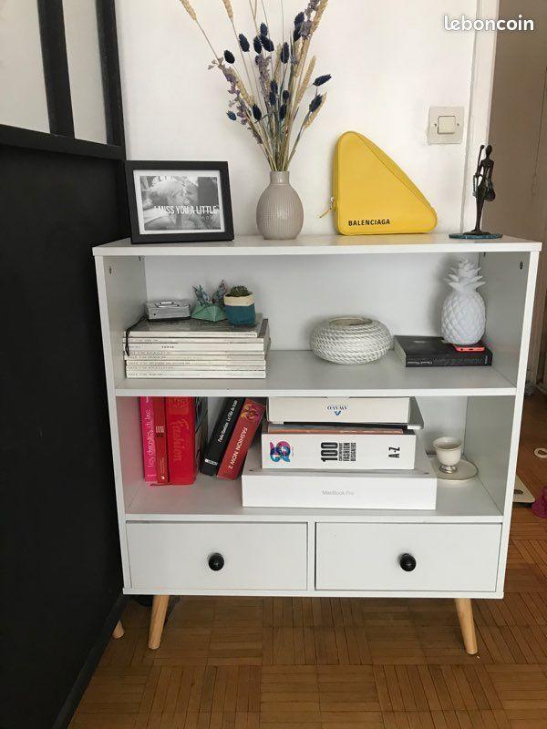 petit meuble style scandinave 40 Paris 18 (75)