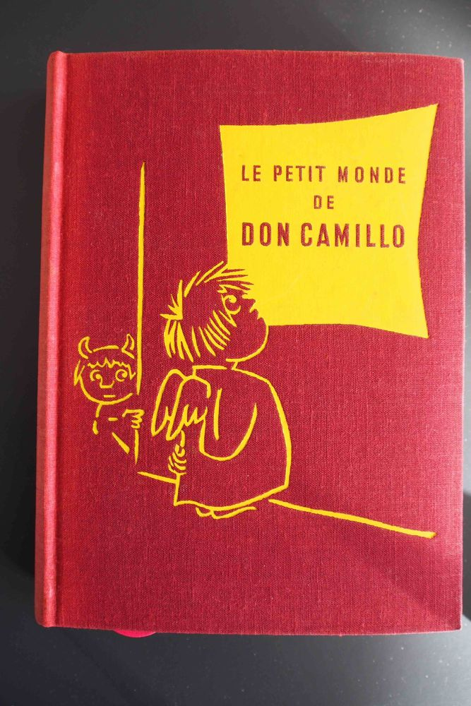 Le petit monde de Don Camillo, 5 Rennes (35)