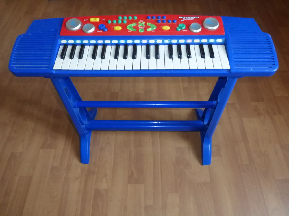 Petit orgue pour enfant 10 Cussac (87)