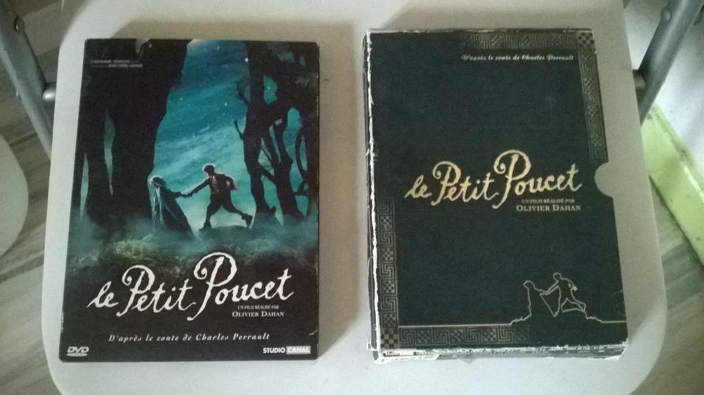 DVD LE PETIT POUCET COFFRET 2 DVD  + CD AUDIO COLLECTOR 15 Talange (57)