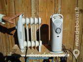 petit radiateur électrique pour camping 0 Visan (84)
