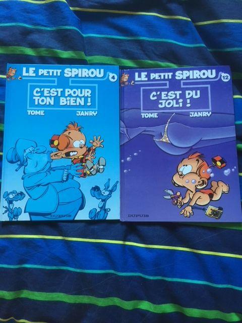 BD Le Petit Spirou 5 Lille (59)