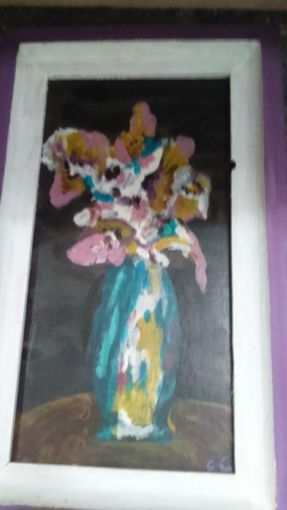 petit tableau fleurs 10 Jarnac-Champagne (17)