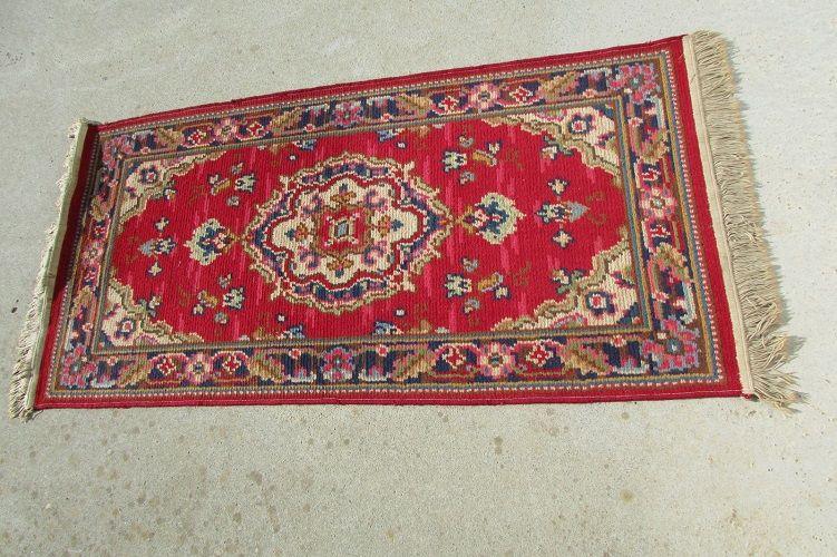 Petit tapis ancien coloré , 150 x 70 cm 100 Paris 15 (75)