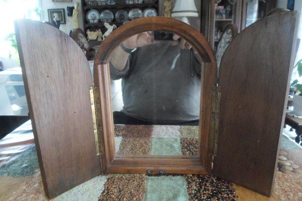 Achetez petit triptyque occasion annonce vente am lie les bains palalda 6 - Miroir triptyque ancien ...