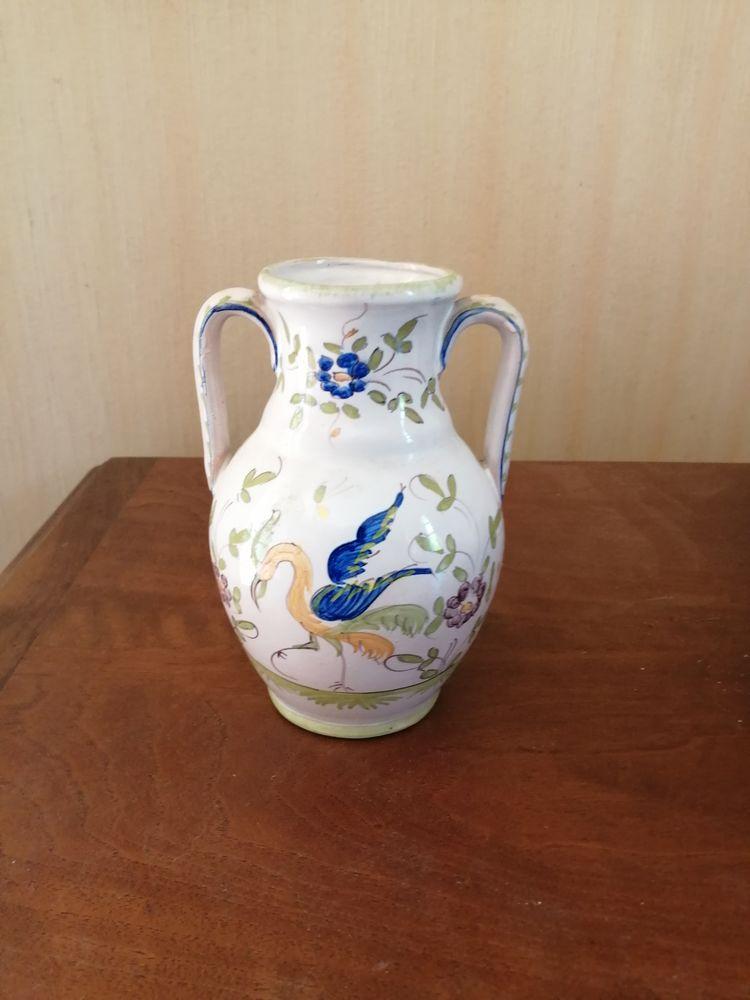 petit vase faïence Martres Tolosane 15 Roquefort-sur-Garonne (31)