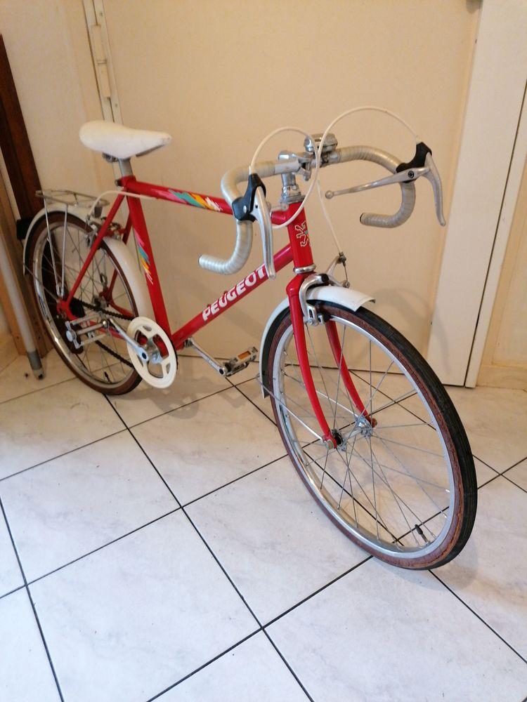 Petit vélo course collector 1988 Peugeot Mach1 tail 38 neuf. 110 Villeurbanne (69)