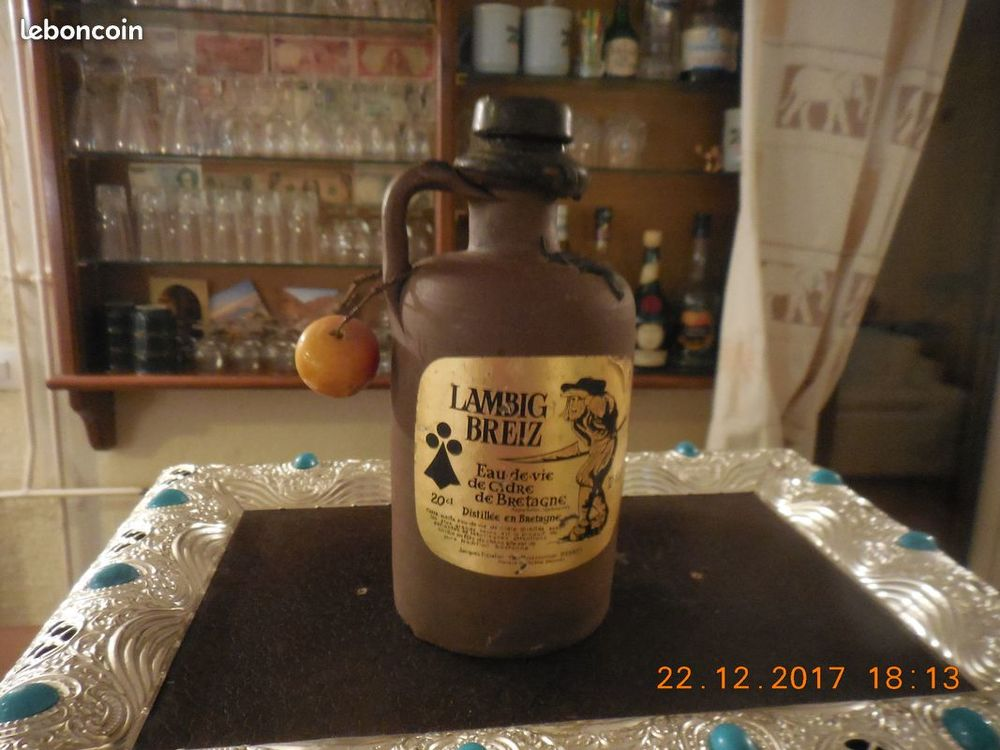 petite bouteille en grès 3 Sète (34)