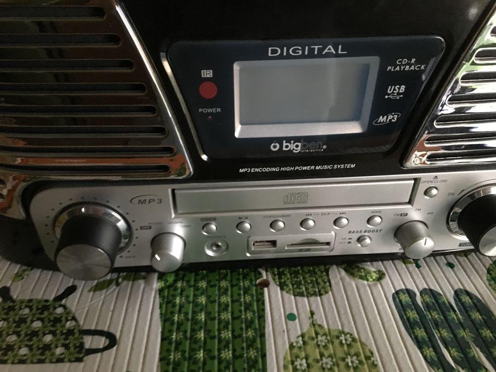 petite chaîne compacte permettant l'écoute De vinyles  40 La Seyne-sur-Mer (83)