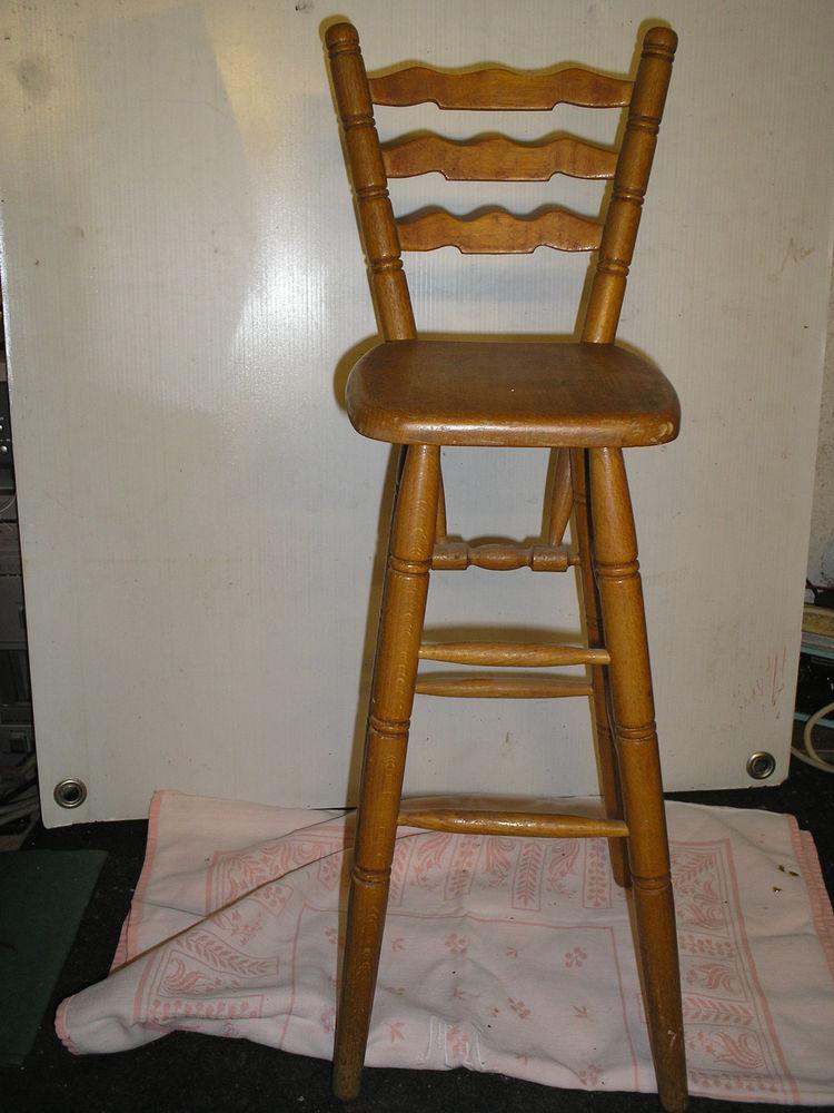 Petite chaise haute pour poupée 8 Le Tremblay-sur-Mauldre (78)