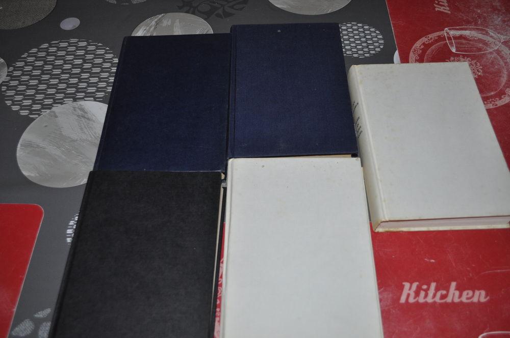 Petite collection de livres 5 Perreuil (71)