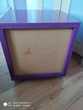 Petite étagère violette Meubles