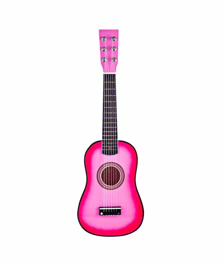 Petite Guitare Rose 15 Bobigny (93)
