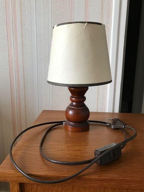 Petite lampe de de chevet