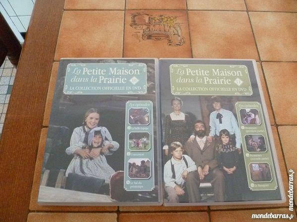 lot DVD petite maison ds prairie série TV film cin 5 Fèves (57)