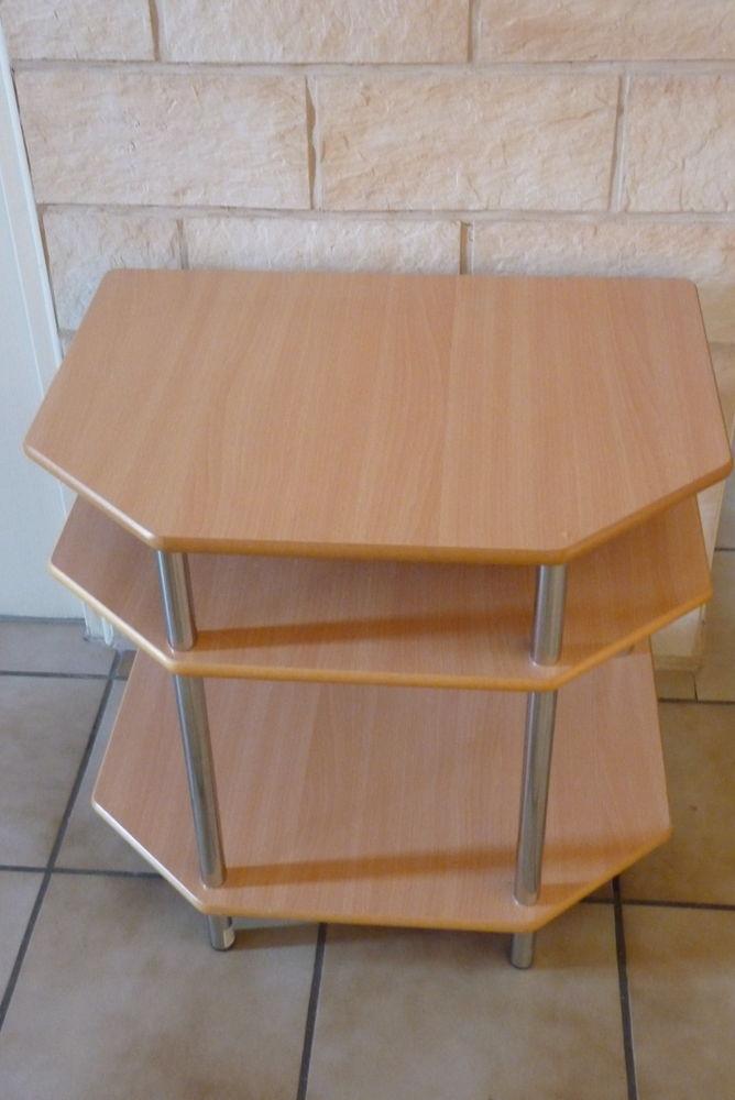 Petite table basse couleur hêtre 20 Bonsecours (76)