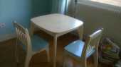 Petite table +2 chaises 10 Écully (69)