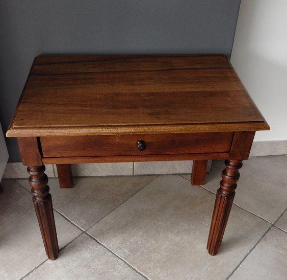 Petite table en chêne 50 Illiers-l'Évêque (27)