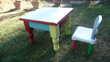 petite table enfant Mobilier enfants