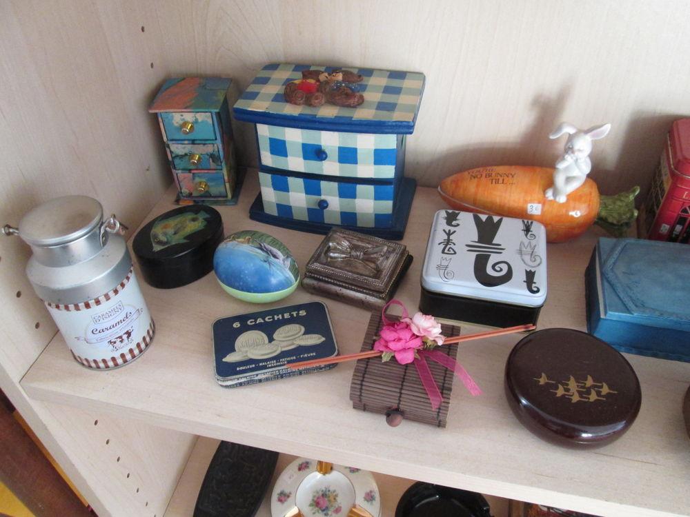 Petites boites à usage décoratif ou de rangement 1 Herblay (95)