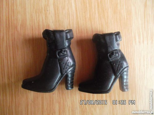 PETITES BOTTES NOIRES 1 Chambly (60)