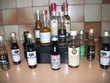 petites bouteilles miniatures de collection